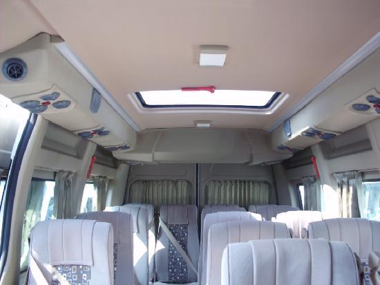 Complete Interior For Renault Master Luggage Rack Bus Minibus Air Channel Trim Interior